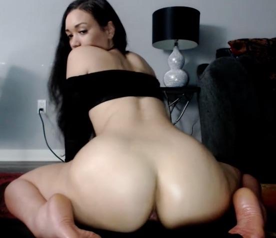 musta Pussy twerking